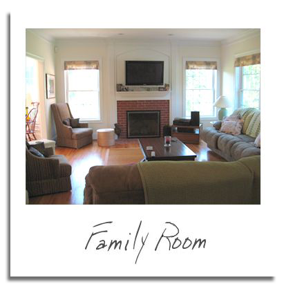 Spring Hill Property Family Room