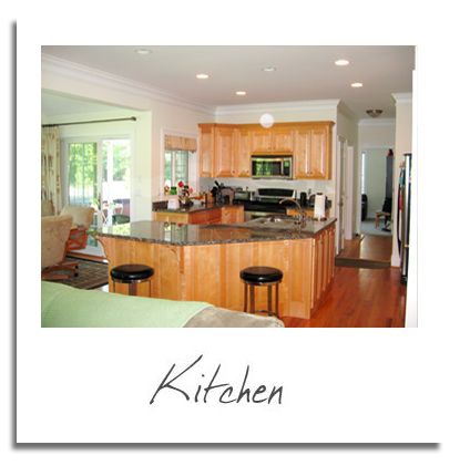 Spring Hill Property Featured Kitchen