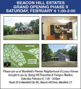 Beacon Hill Estates Grand Opening