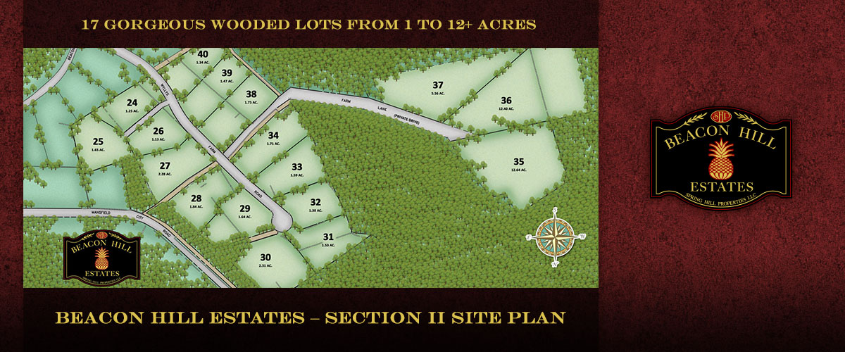 Section II Site Plan